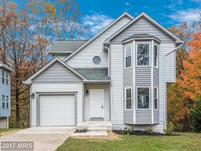 Laurel Single Family Home For Sale: 7135 Carriage Hill Drive