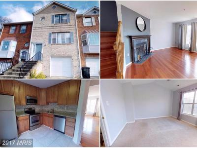 Upper Marlboro Townhouse For Sale: 8508 Grandhaven Avenue