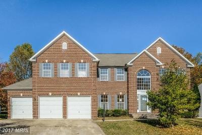 Upper Marlboro Single Family Home For Sale: 13702 Tree Leaf Court