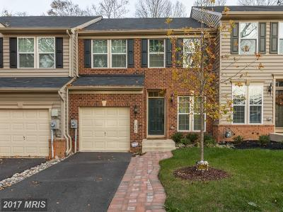 Accokeek Townhouse For Sale: 13802 Catzell Court