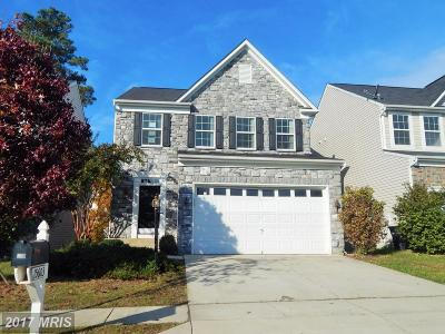 Brandywine Single Family Home For Sale: 15603 Gilpin Mews Lane