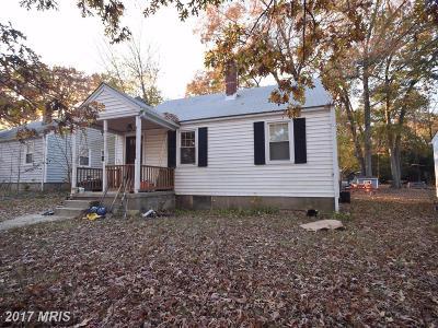 Beltsville Single Family Home For Sale: 12204 Myrtle Avenue