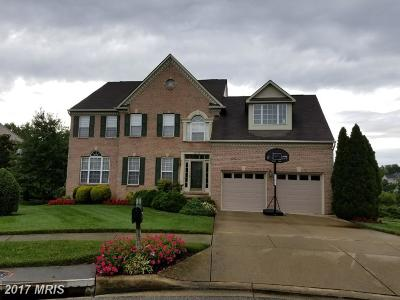Bowie Single Family Home For Sale: 11102 Superior Landing
