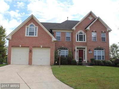 Bowie MD Single Family Home For Sale: $550,000