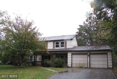 Bowie Single Family Home For Sale: 12303 Welling Lane
