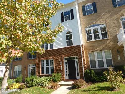 Landover Townhouse For Sale: 603 Spectator Avenue