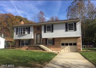 Clinton Single Family Home For Sale: 8410 Autumn Way