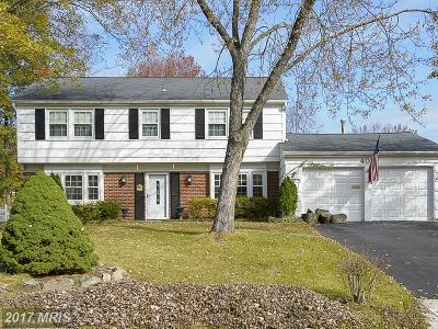 Bowie Single Family Home For Sale: 4013 William Lane