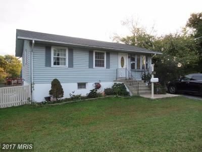Hyattsville Single Family Home For Sale: 6801 Columbia Park Road