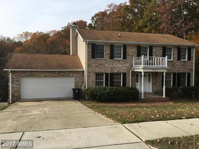 Single Family Home For Sale: 9813 Allentown Road