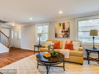 Upper Marlboro Single Family Home For Sale: 3005 Marcando Lane