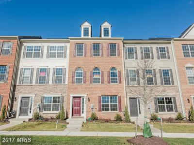 Brandywine Townhouse For Sale: 15204 General Lafayette Boulevard