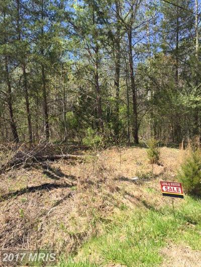Upper Marlboro Residential Lots & Land For Sale: 13900 Town Farm Road