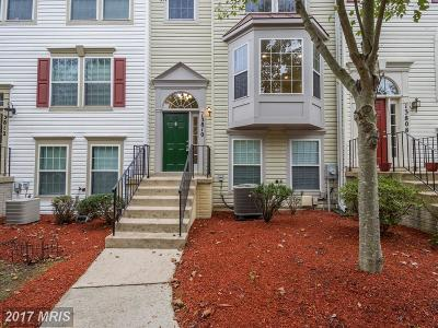 Upper Marlboro Townhouse For Sale: 13810 Churchville Drive