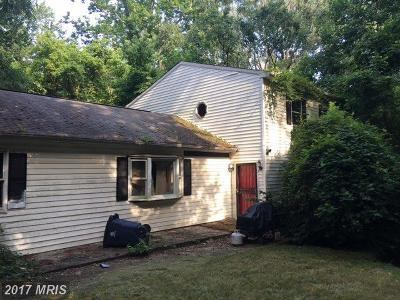 Suitland Single Family Home For Sale: 3508 Randall Road