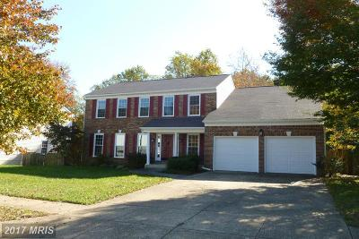 Bowie MD Single Family Home For Sale: $464,500
