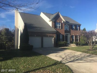 Bowie Single Family Home For Sale: 8006 River Field Court