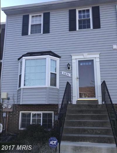 Laurel Rental For Rent: 7631 Arbory Court #288