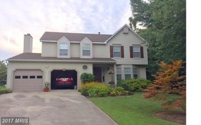 Bowie MD Single Family Home For Sale: $395,000