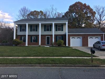 Clinton MD Single Family Home For Sale: $330,100