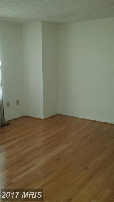 Beltsville Townhouse For Sale: 12043 Beltsville Drive