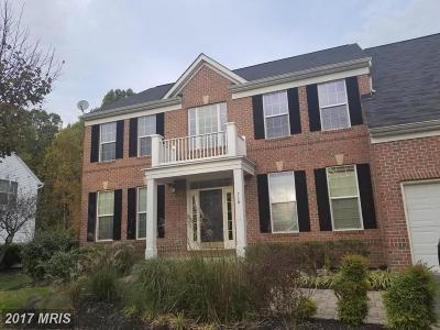 Bowie MD Single Family Home For Sale: $539,999