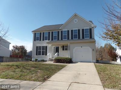 Upper Marlboro Single Family Home For Sale: 9707 Golden Eagle Court