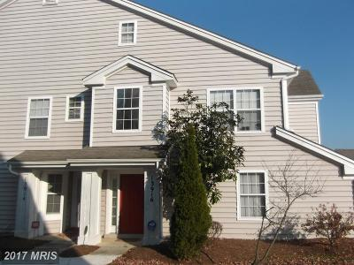 Upper Marlboro Townhouse For Sale: 13916 King Gregory Way #415