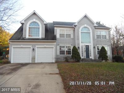 Upper Marlboro Single Family Home For Sale: 10301 Wood Sorrel Court
