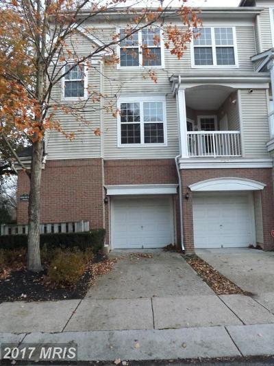 Upper Marlboro Townhouse For Sale: 14304 Hampshire Hall Court #903