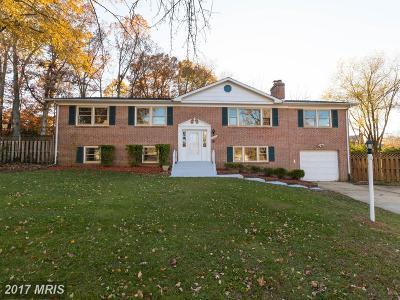 Clinton Single Family Home For Sale: 11505 Accolade Terrace