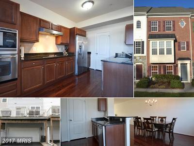Laurel Townhouse For Sale: 14820 Hardcastle Street