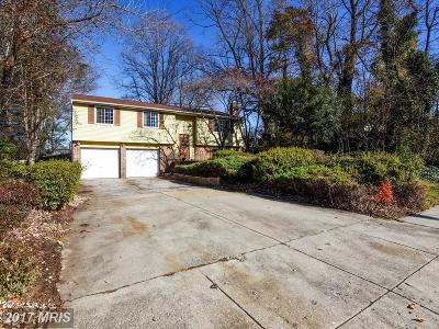 Bowie Single Family Home For Sale: 5905 Hillmeade Road