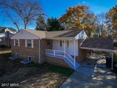 Accokeek Single Family Home For Sale: 305 Farmhouse Road