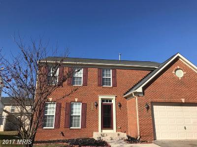 Brandywine Single Family Home For Sale: 8108 Grayden Lane