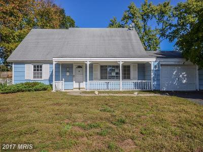Bowie Single Family Home For Sale: 12328 Chalford Lane