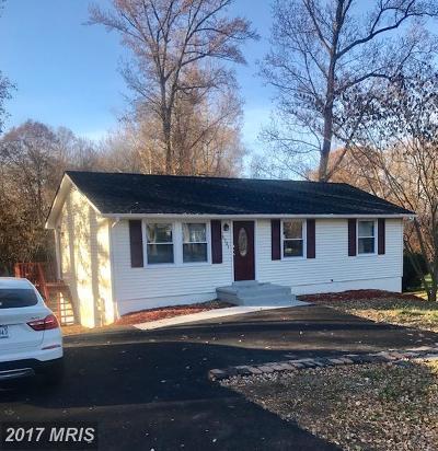 Accokeek Single Family Home For Sale: 14721 Livingston Road