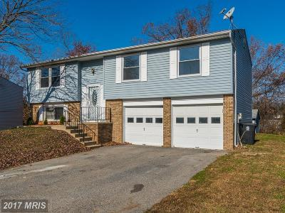 Clinton MD Single Family Home For Sale: $319,000