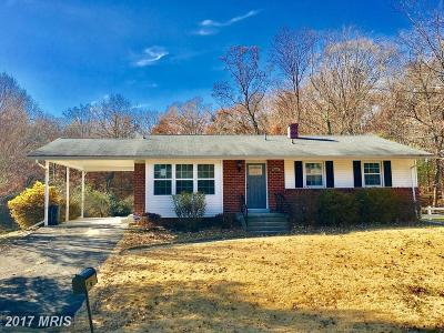 Fort Washington Single Family Home For Sale: 13305 Cleveland Lane