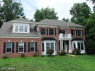 Bowie MD Single Family Home For Sale: $634,500