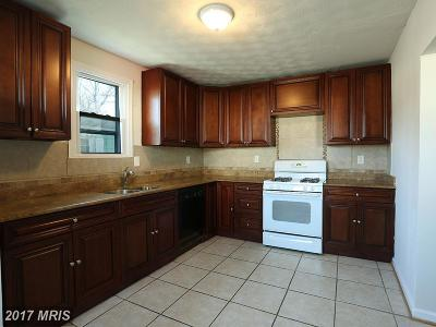 Capitol Heights Single Family Home For Sale: 5203 Addison Road