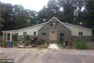 Accokeek Single Family Home For Sale: 2600 Accokeek Road W