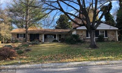 Bowie Single Family Home For Sale: 1405 Port Echo Lane