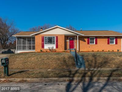 Clinton Single Family Home For Sale: 6504 Steuben Court