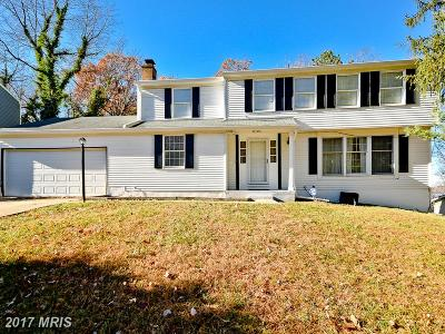 Fort Washington MD Single Family Home For Sale: $379,500