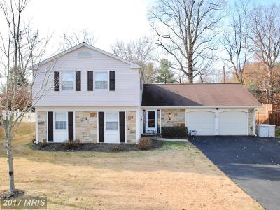 Bowie MD Single Family Home For Sale: $342,000