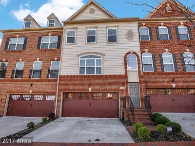 Upper Marlboro Townhouse For Sale: 15313 Tewkesbury Place