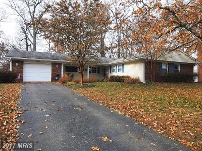 Bowie MD Single Family Home For Sale: $359,000
