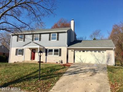 Upper Marlboro Single Family Home For Sale: 213 Colton Street