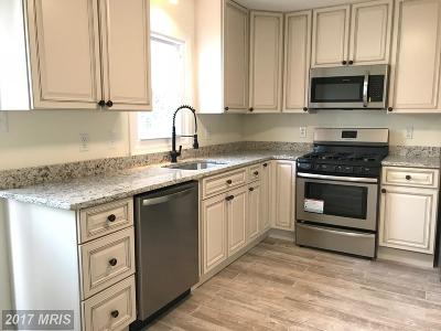 Capitol Heights Single Family Home For Sale: 311 69th Place
